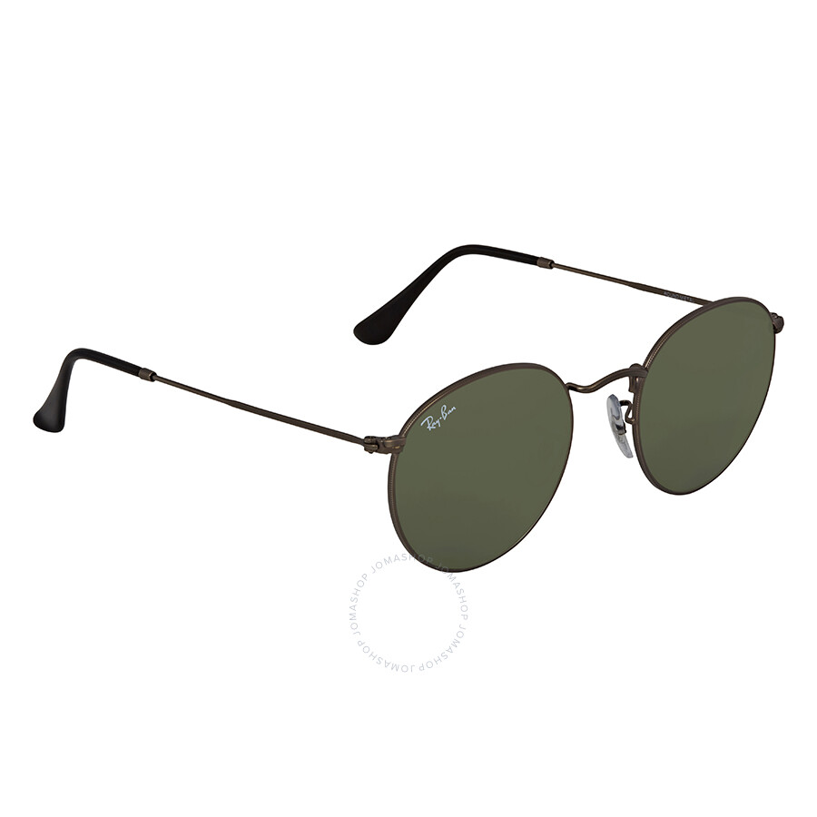 sunglasses like ray ban round metal