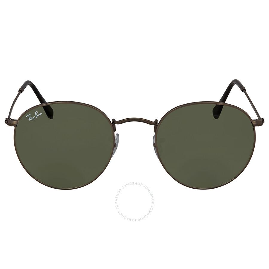 dbb8a4fbc Ray Ban Round Gunmetal Sunglasses Ray Ban Round Gunmetal Sunglasses ...