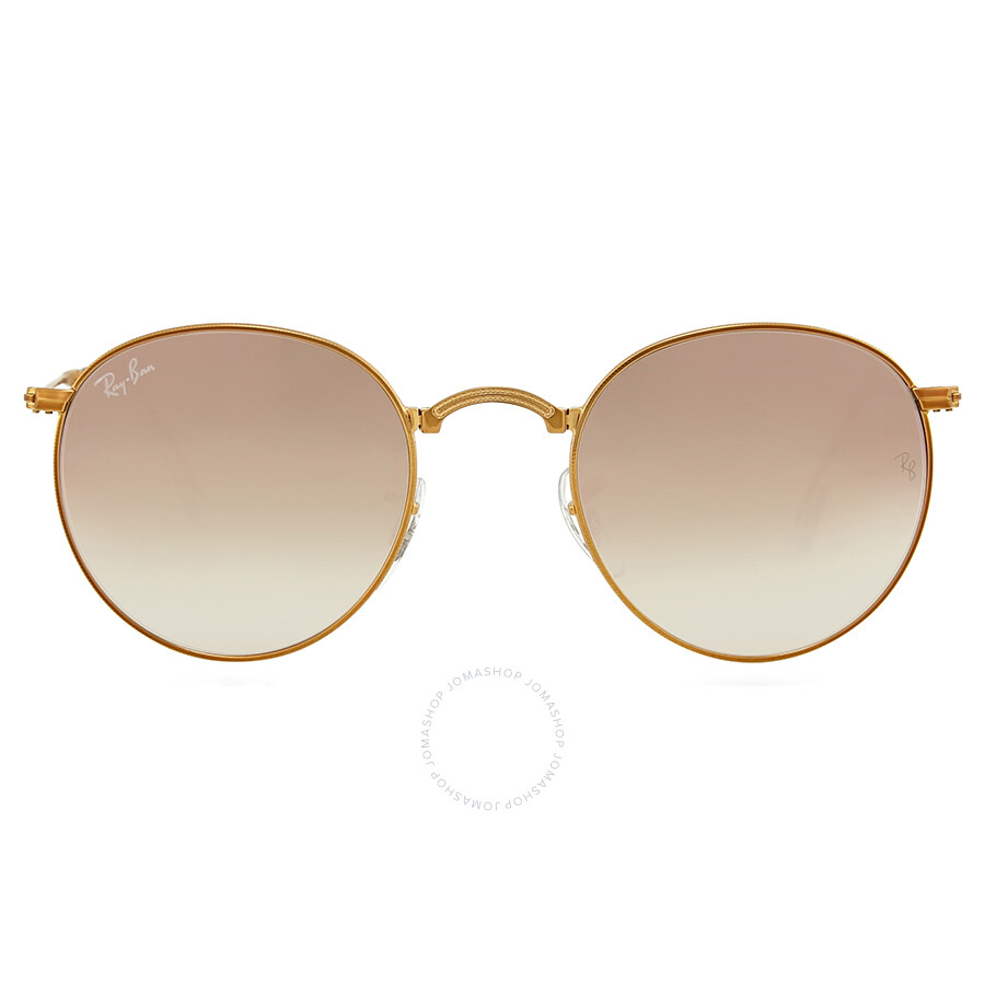 de801df267566c Ray Ban Round Metal Copper Flash « Heritage Malta