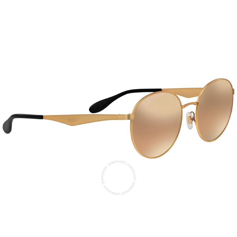 1083286576fa8 Ray Ban Round Copper Mirror Sunglasses Ray Ban Round Copper Mirror  Sunglasses ...