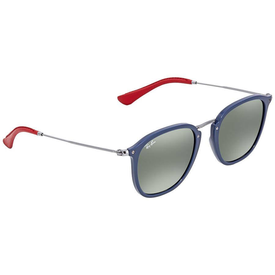 16b17b2c67 Ray Ban Scuderia Ferrari Green Classic G-15 Sunglasses RB2448NM F60631 51  ...