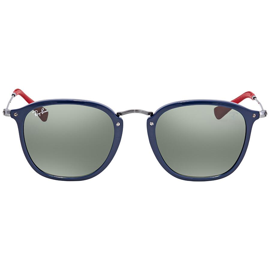 b869e29e91 ... Ray Ban Scuderia Ferrari Green Classic G-15 Sunglasses RB2448NM F60631  51 ...