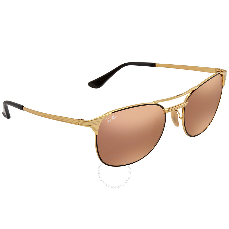 b80cae3366 Ray Ban Signet Copper Flash Men s Sunglasses RB3429M 9000Z2 55 ...