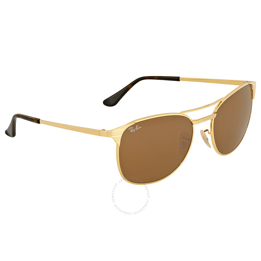 78871c1f6bb Ray Ban Signet Gold Sunglasses - Signet - Ray-Ban - Sunglasses ...
