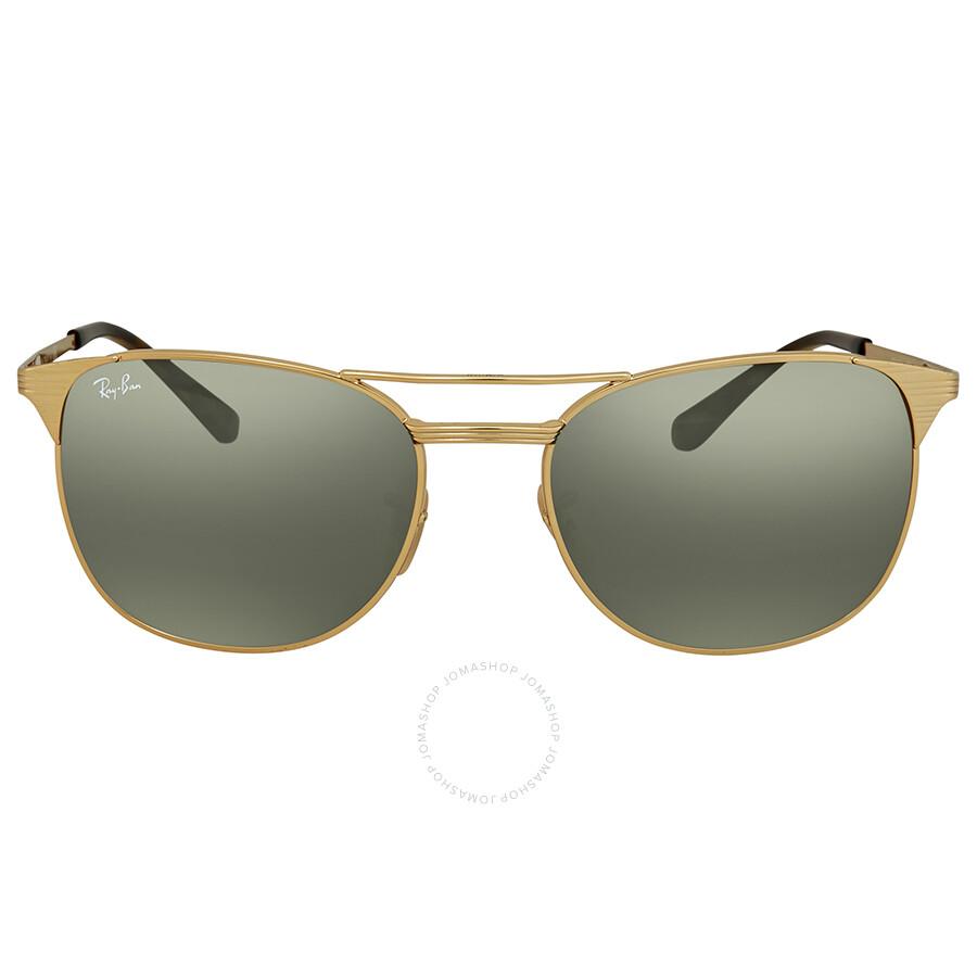 4060311fe337f ... Ray Ban Signet Green Classic G-15 Men s Sunglasses RB3429M 001 58 ...
