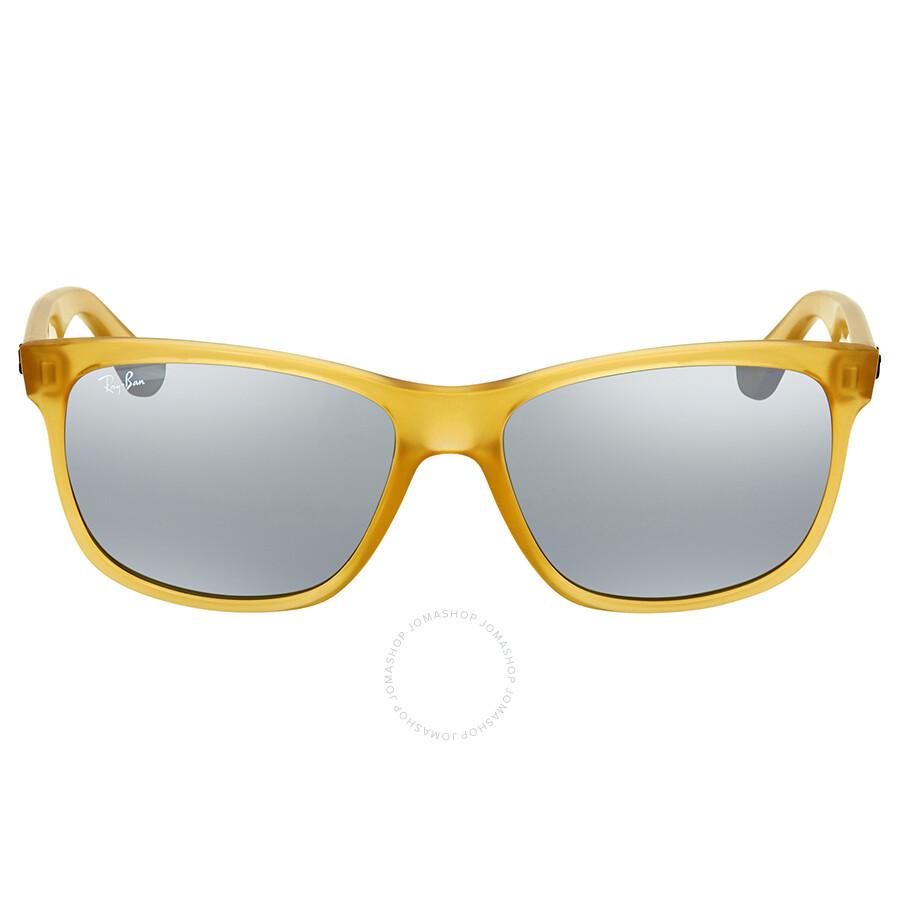 9839a929db0 Ray Ban Silver Mirror Sunglasses RB4181 603540 57 - Ray-Ban ...