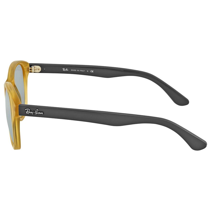 5626fba72e Ray Ban Silver Mirror Sunglasses RB4203 604340 51 - Ray-Ban ...