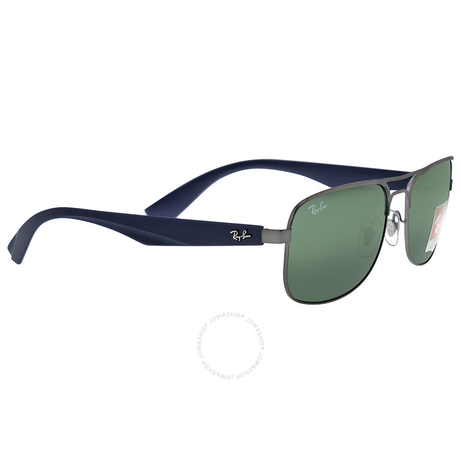 Green Frame Ray Ban Glasses : Green Frame Ray Ban Sunglasses - Highgate Park