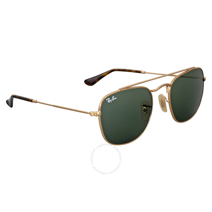 Ray Ban Square Metal Sunglasses - Ray-Ban - Sunglasses
