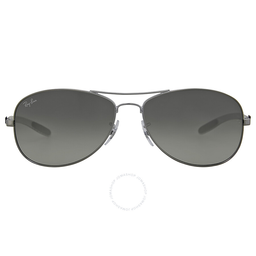 pilot ray ban esls  Ray-Ban Tech Pilot Crystal Grey Gradient Sunglasses