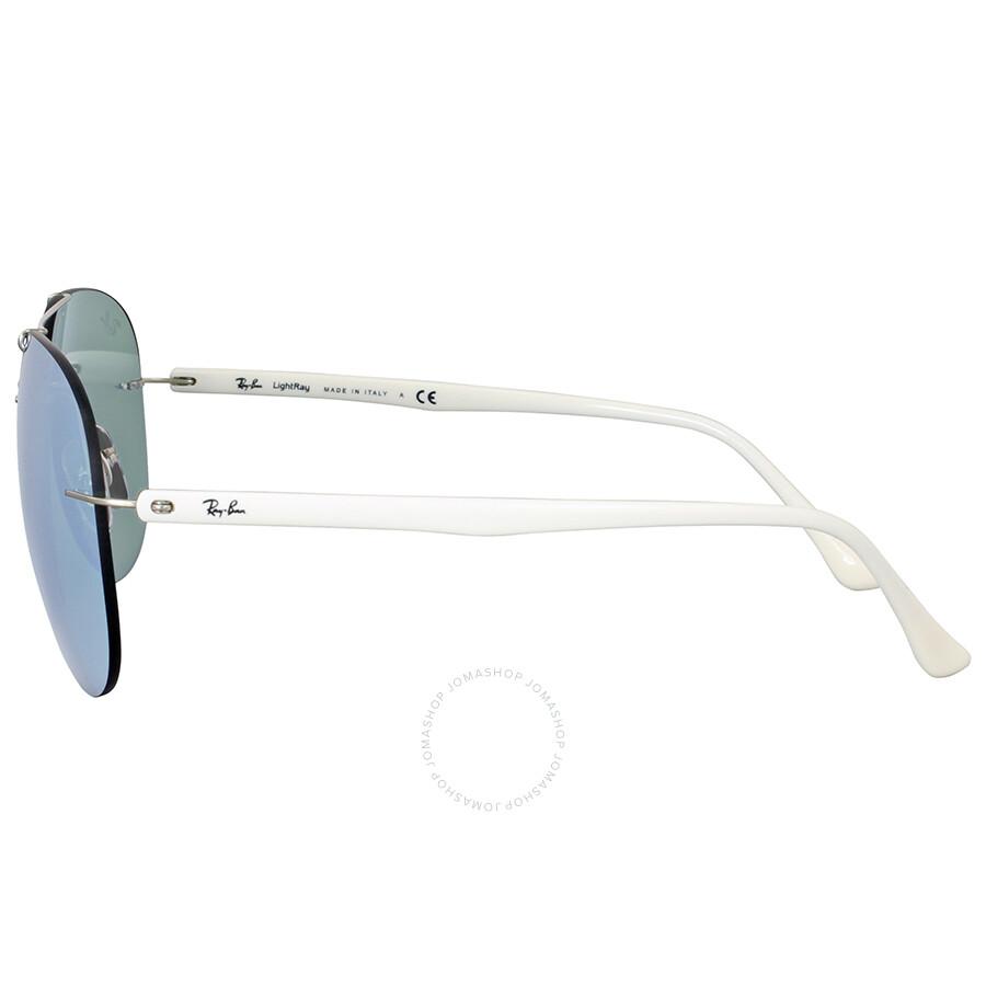 cac35247c9 Ray Ban Titanium Mirror Aviator Sunglasses - Aviator - Ray-Ban ...