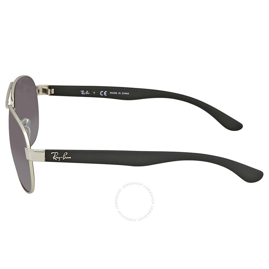 71a16dbfba Ray Ban Violet Gradient Aviator Sunglasses RB3457 134 8G 59 ...