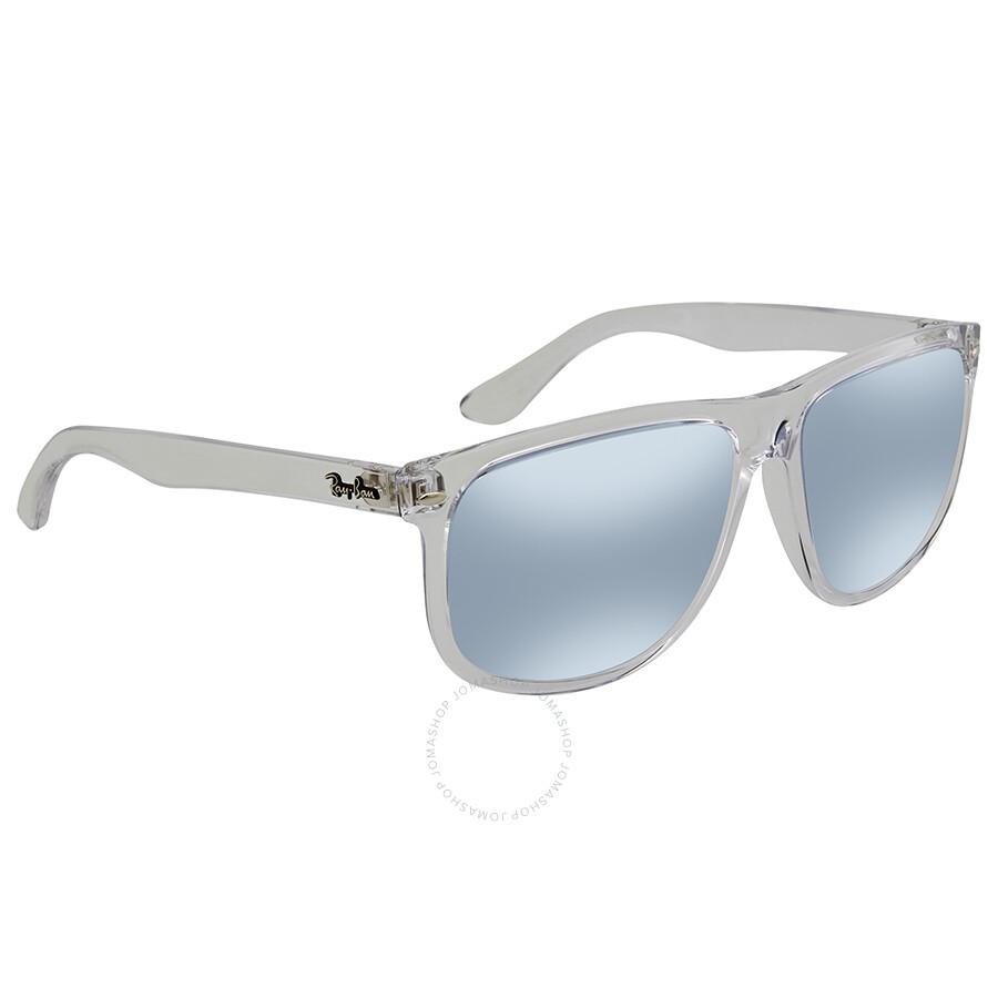 d187955632 Ray Ban Violet Mirror Square Sunglasses RB4147 63251U 60 - Ray-Ban ...