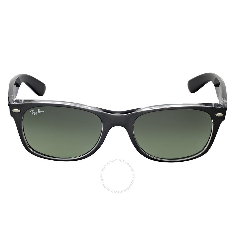 46a7886017de Ray-Ban Wayfarer Color Mix Grey Gradient 52 mm Sunglasses RB2132 614371 52  ...