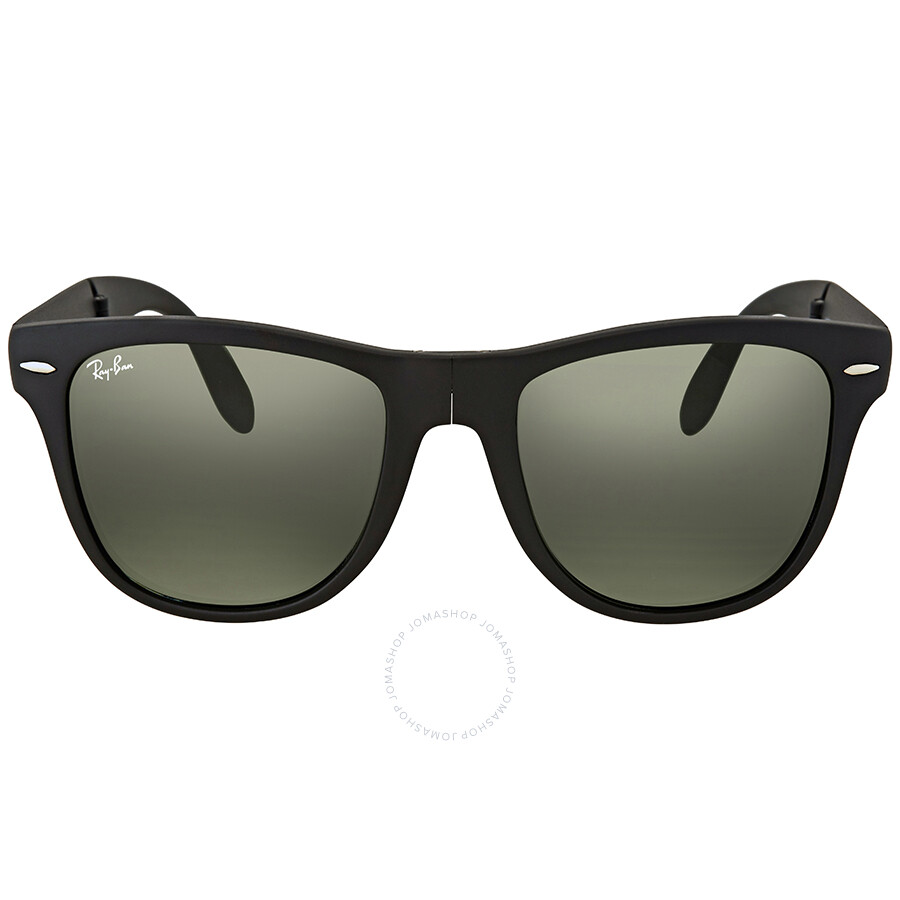 1e1465e226fa Ray Ban Wayfarer Folding Classic Black Sunglasses Item No. RB4105 601S 54