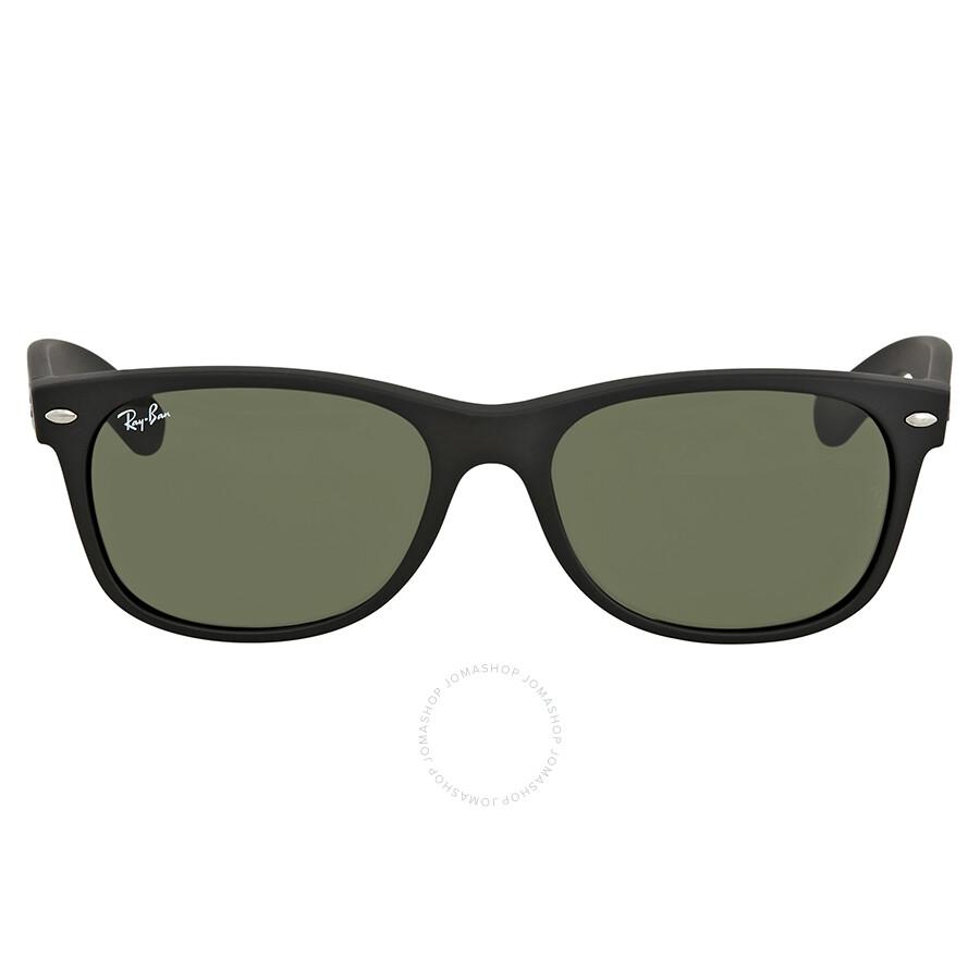 7f60261f3 ... Ray Ban Wayfarer Green Classic G-15 Unisex Sunglasses RB2132 622 55-18  ...