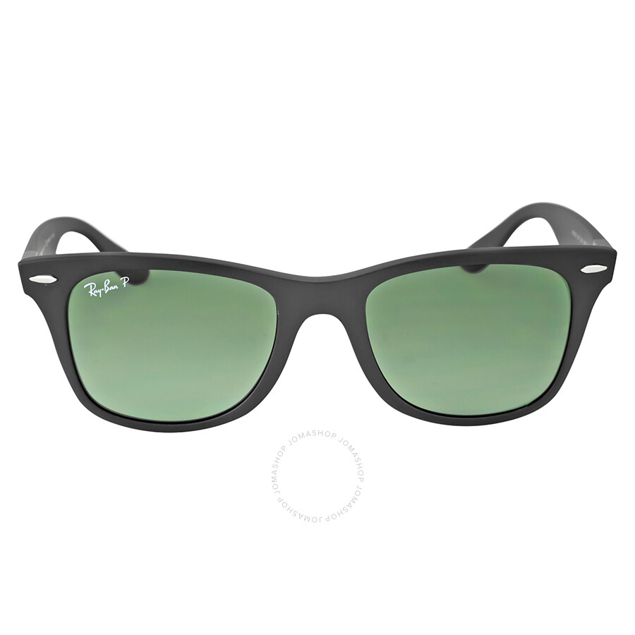 ray ban wayfarer liteforce 52mm sunglasses polarized. Black Bedroom Furniture Sets. Home Design Ideas