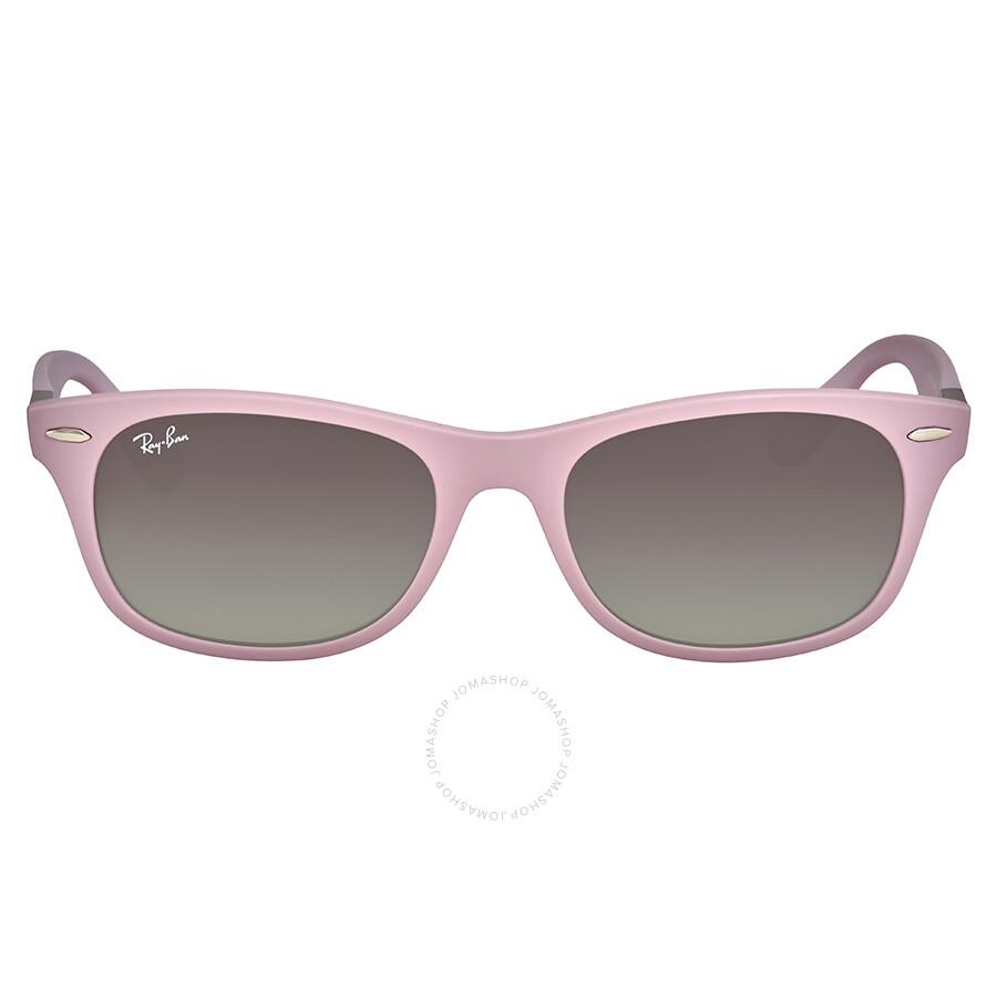7e7ce84db8e Ray Ban Wayfarer Pink Sunglasses - Wayfarer - Ray-Ban - Sunglasses ...