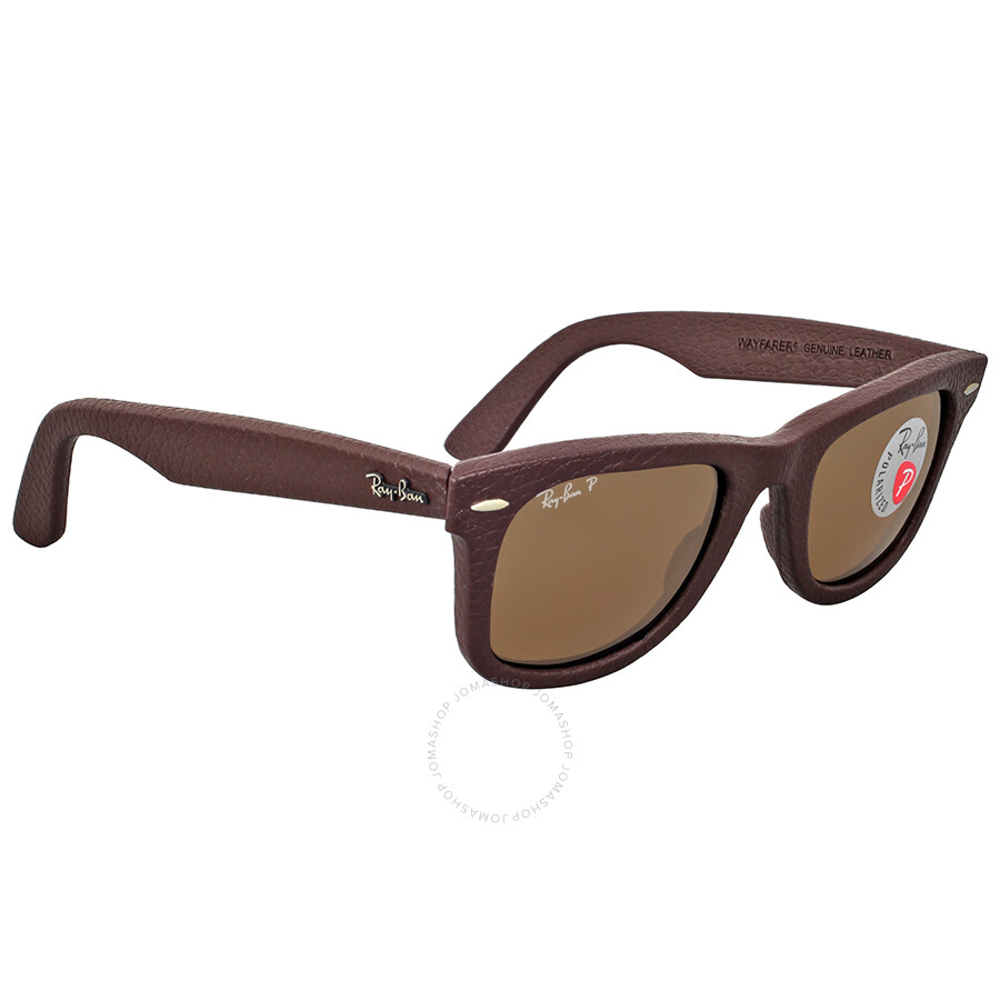 0ac66b1ea1 Brown Leather Ray Ban « Heritage Malta