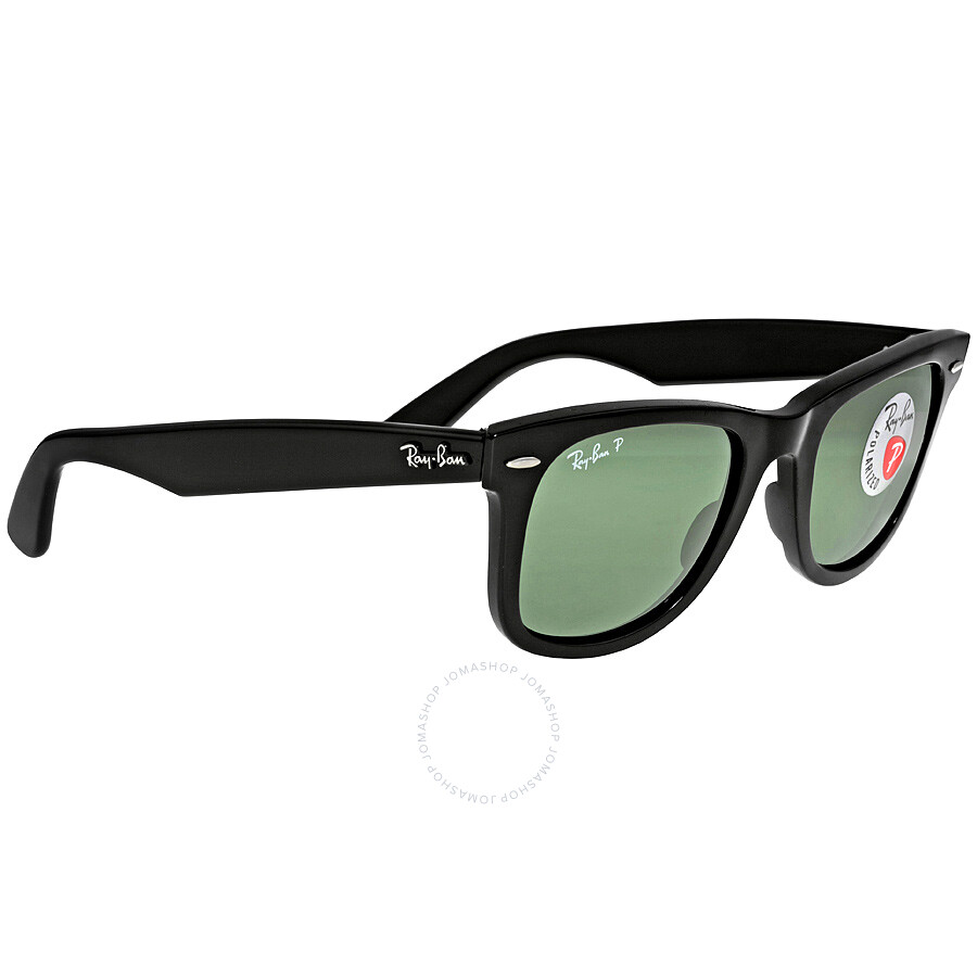 ray ban sunglasses 2140  Ray Ban Original Wayfarer Polarized Sunglasses RB2140 901 58 ...