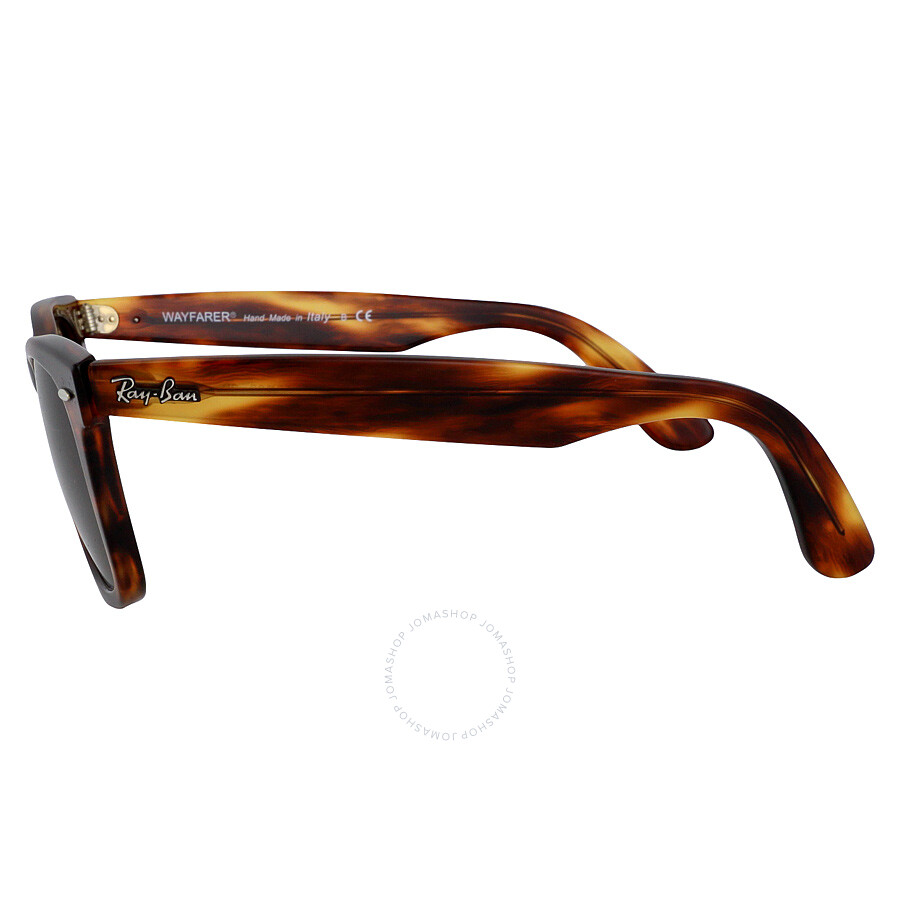 0ccfeadf733 Ray Ban Original Wayfarer Tortoise Brown Sunglasses RB2140 954 ...