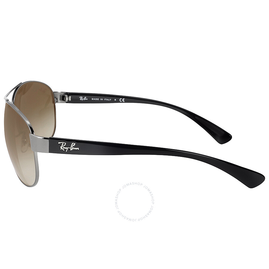 5171310151 Ray-Ban Active Brown Gradient Lens Sunglasses RB3386 004 13 63 ...