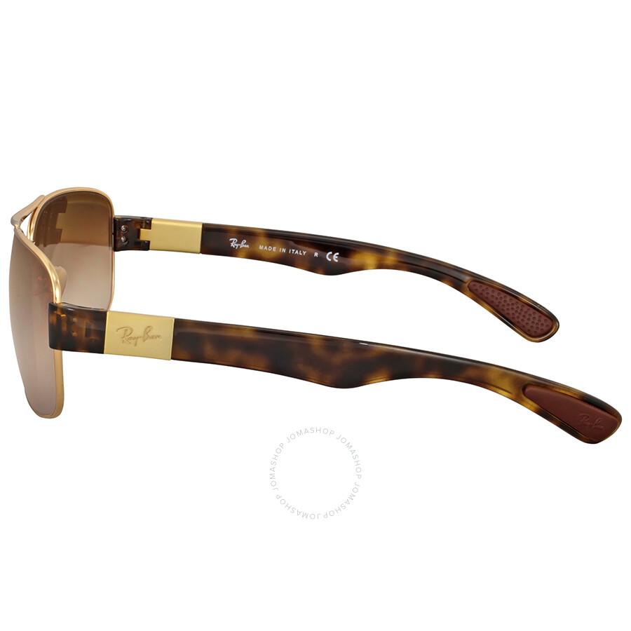4a4bbad646 Ray-Ban Active Brown Gradient Sunglasses - Active - Ray-Ban ...
