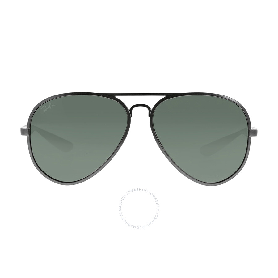 7aa288c4392 Ray-Ban Aviator Liteforce Sunglasses - Green Classic - Aviator - Ray ...