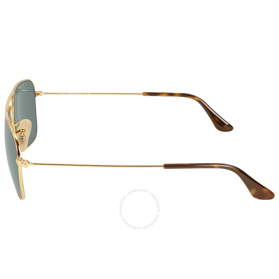 c9945627ee Ray-Ban Caravan Green Classic G-15 55 mm Sunglasses RB313618155 ...