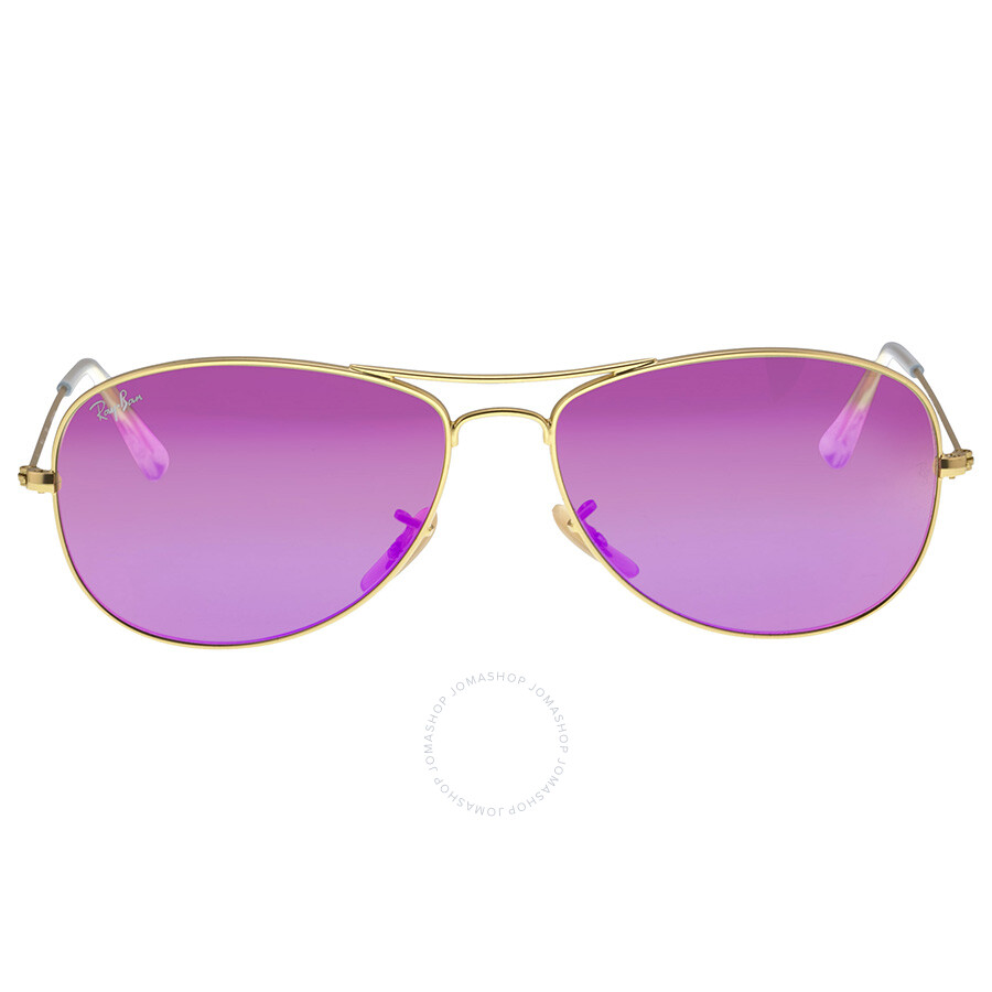 8a50306e33 Rayban Cockpit Pink Cyclamen Flash Sunglasses RB3362 112 4T 59-14 ...