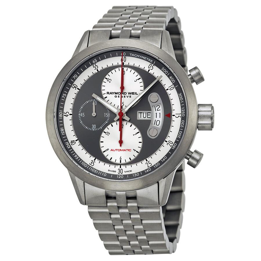 raymond weil watches jomashop raymond weil lancer chronograph automatic men s watch