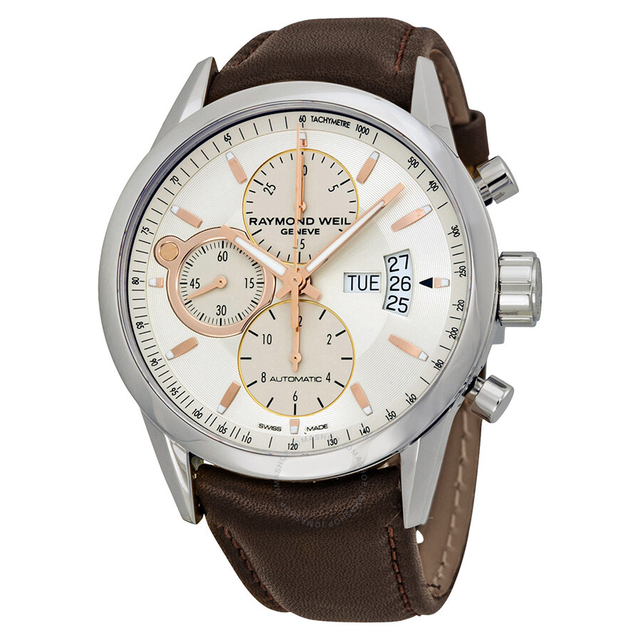 Raymond weil freelancer chronograph automatic men 39 s watch 7730 stc 65025 freelancer raymond for Raymond watches
