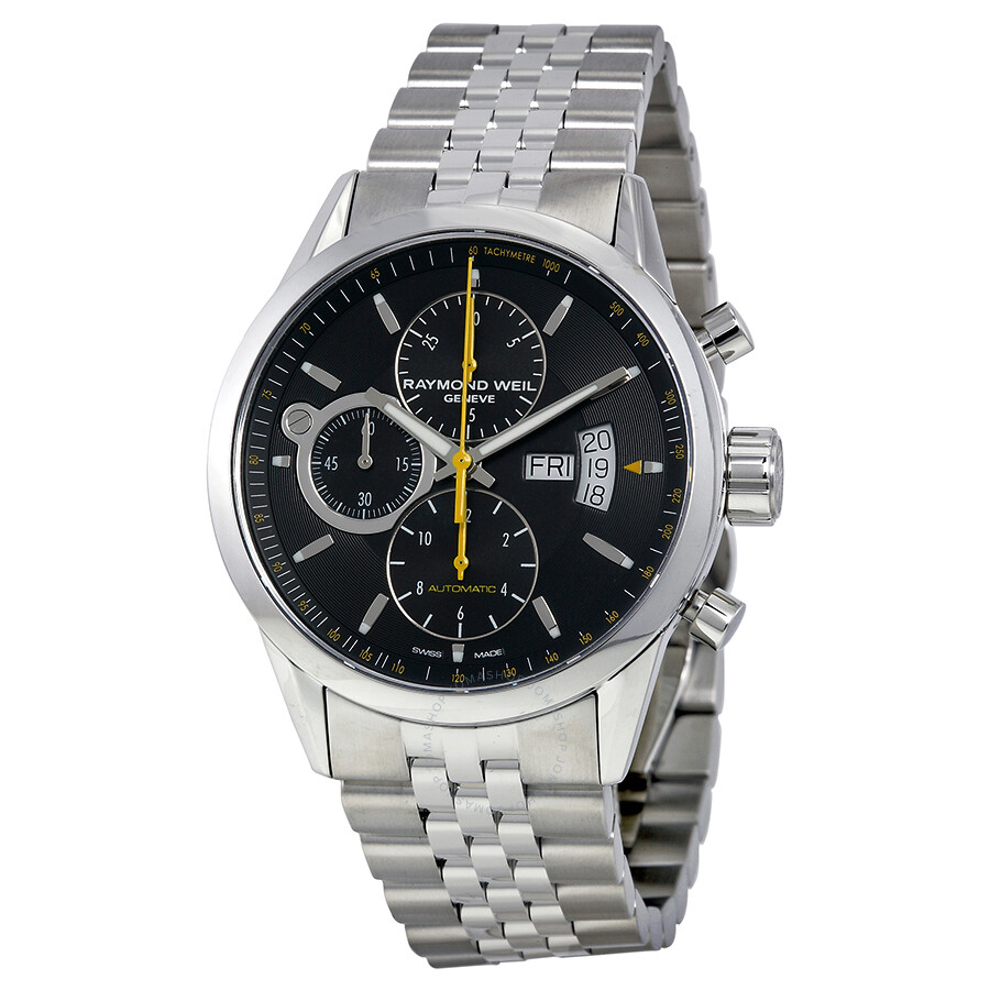 raymond weil lancer chronograph automatic men s watch 7730 st raymond weil lancer chronograph automatic men s watch 7730 st 20021