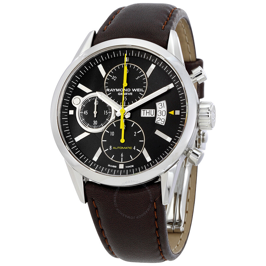 Raymond weil freelancer chronograph men 39 s watch 7730 stc 20101 freelancer raymond weil for Raymond weil watch