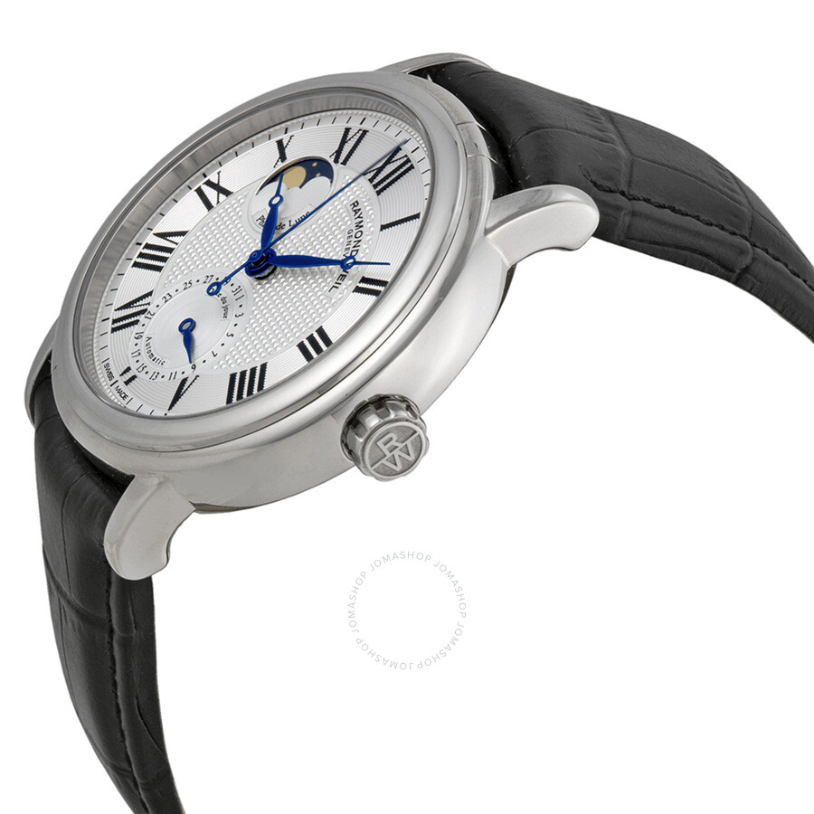 48acd5075 ... Raymond Weil Maestro Automatic Moon Phase Men's Watch 2839-STC-00659 ...