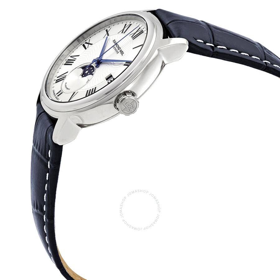 9fe88b1096c ... Raymond Weil Maestro Automatic Silver Dial Men s Watch 2239-STC-00659  ...