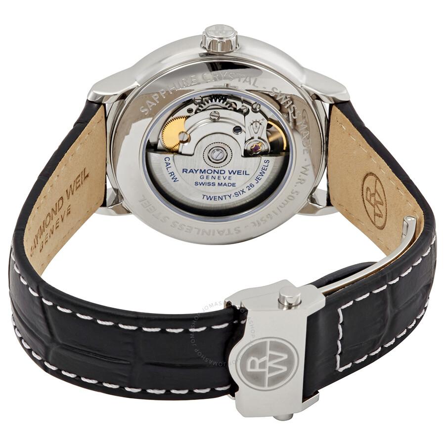 f79833151 ... Raymond Weil Maestro Automatic Silver Dial Men's Watch 2239-STC-00659