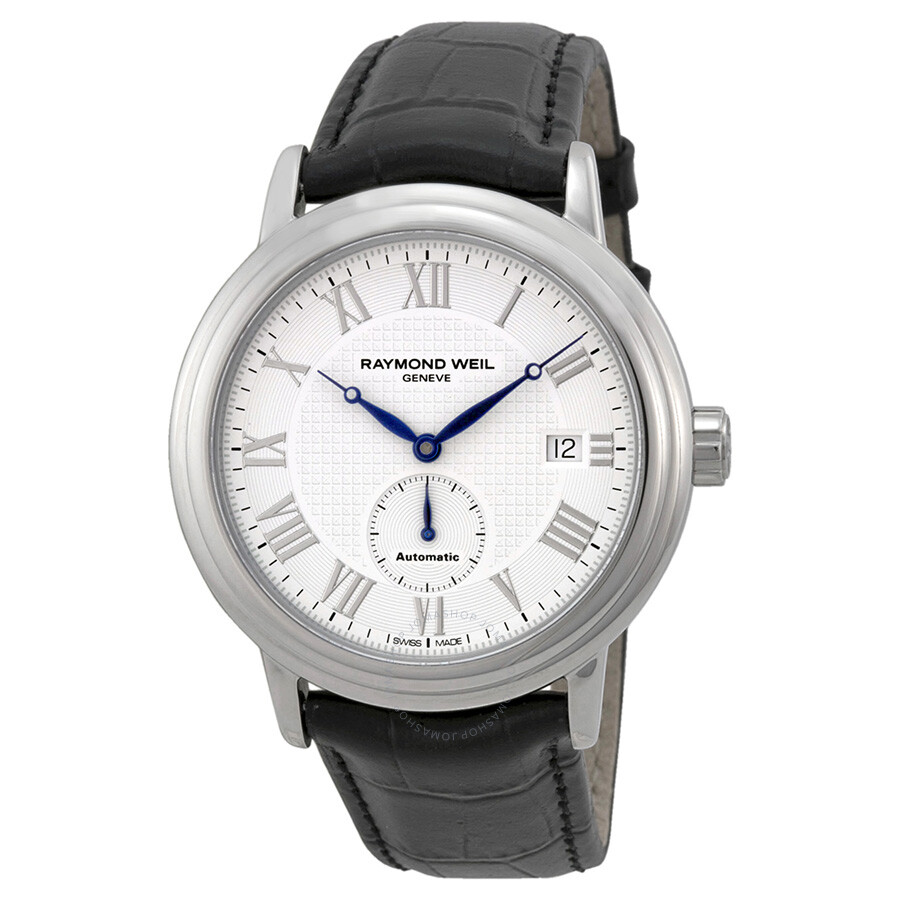 Raymond weil maestro men 39 s watch 2838 stc 00308 maestro raymond weil watches jomashop for Raymond weil watch