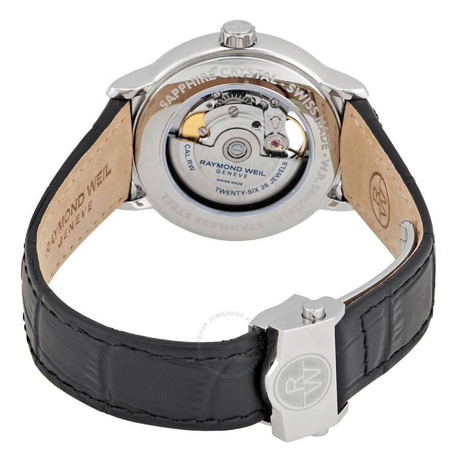 ... Raymond Weil Maestro Silver Dial Men's Watch 2227-STC-65001