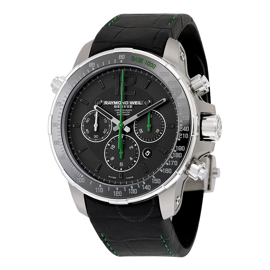 Raymond weil nabucco automatic chronograph men 39 s watch 7850 tir 05217 nabucco raymond weil for Raymond watches