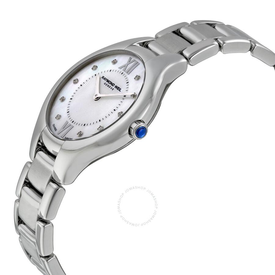 Noemia Mother of Pearl Dial Ladies Watch 5132-ST-00985