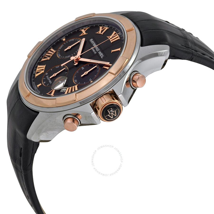 Часы бу швейцарские раймонд велл
