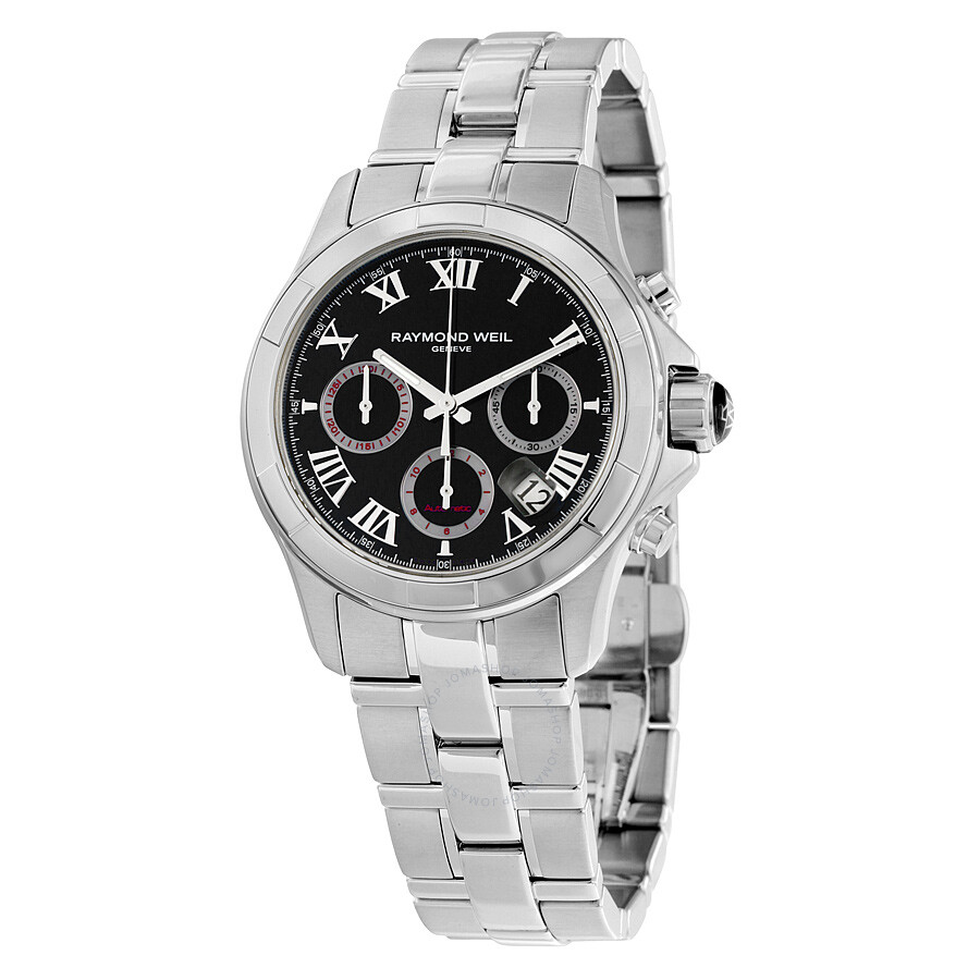 raymond weil parsifal automatic chronograph men s watch 7260 st raymond weil parsifal automatic chronograph men s watch 7260 st 00208