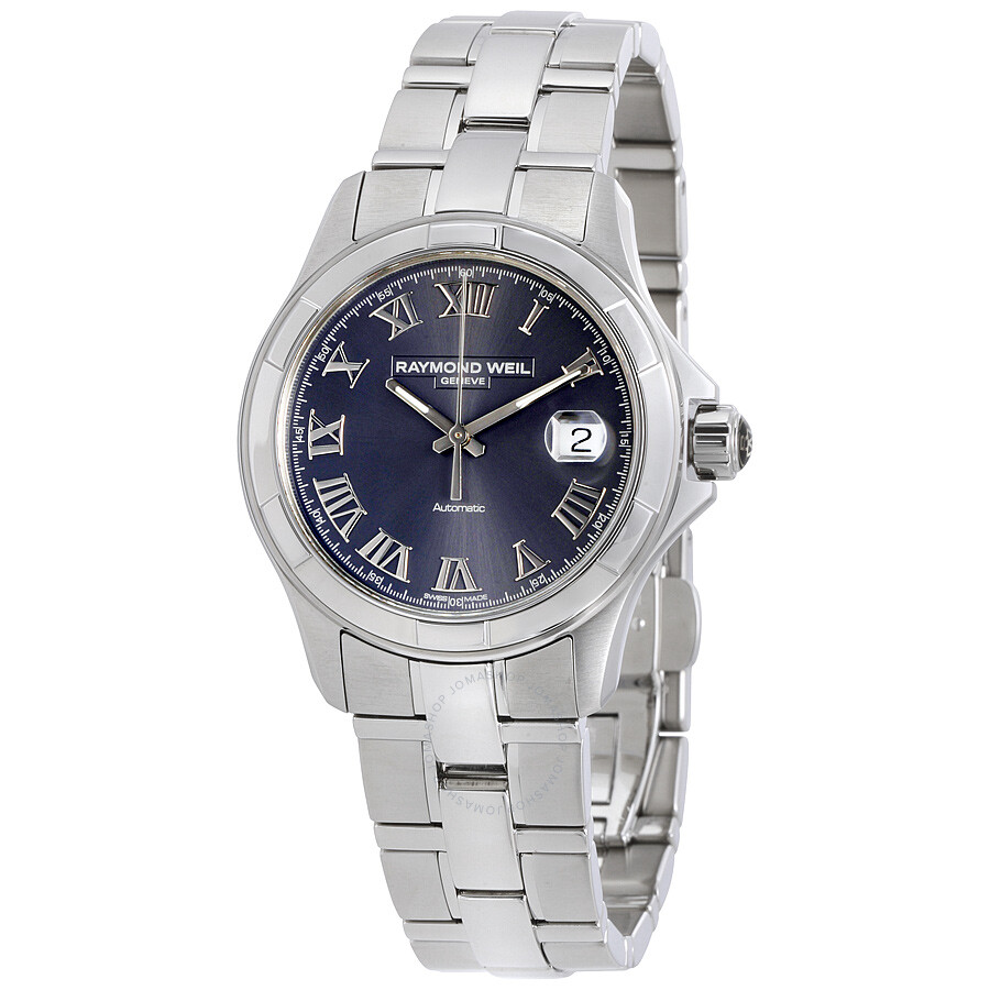 Raymond weil parsifal men 39 s watch 2970 st 00608 parsifal raymond weil watches jomashop for Raymond watches