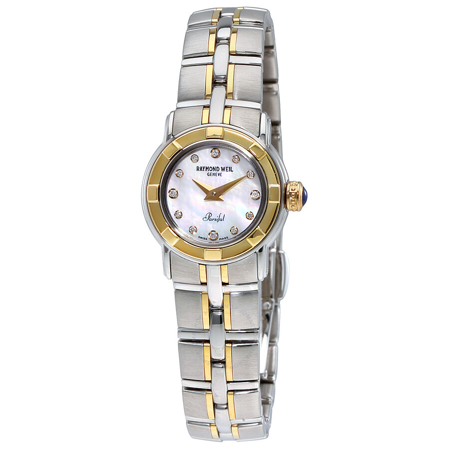 Raymond weil parsifal ladies watch 9640 stg 97081 parsifal raymond weil watches jomashop for Raymond weil watch