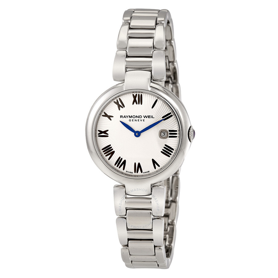 Raymond weil shine ladies watch 1600 st 00659 shine raymond weil watches jomashop for Raymond weil watch