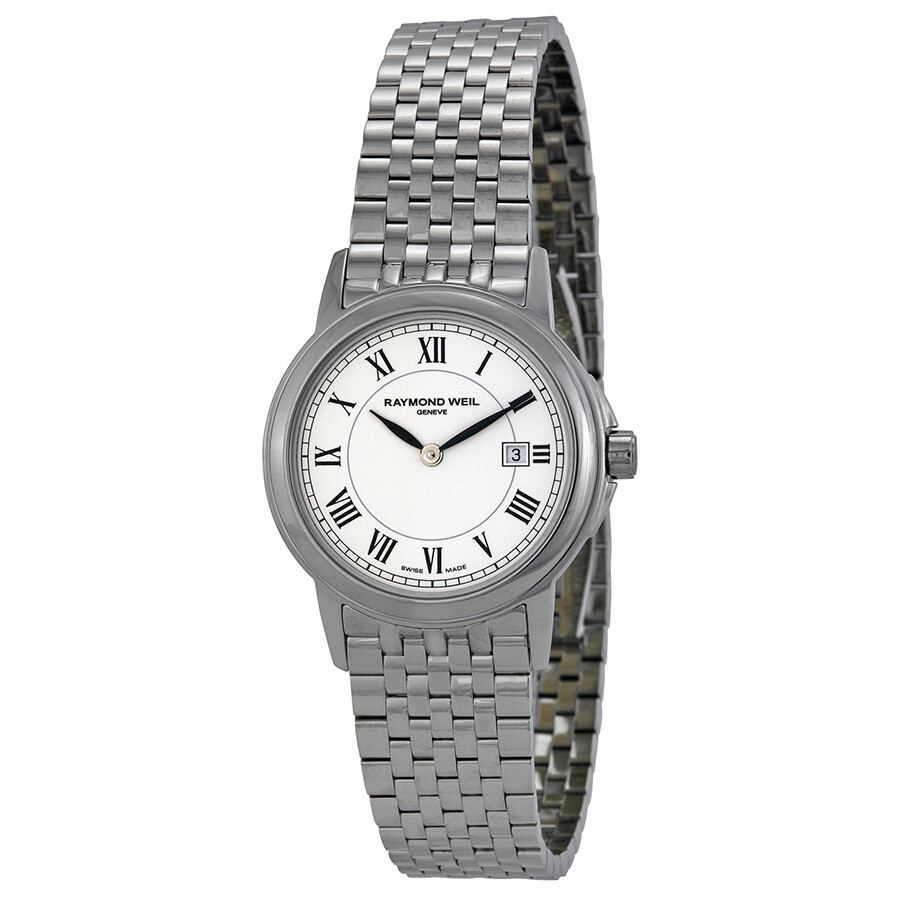 Raymond weil tradition ladies watch 5966 st 00300 tradition raymond weil watches jomashop for Raymond weil watch
