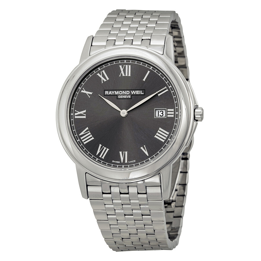Raymond weil tradition men 39 s watch 5466 st 00608 tradition raymond weil watches jomashop for Raymond weil watch