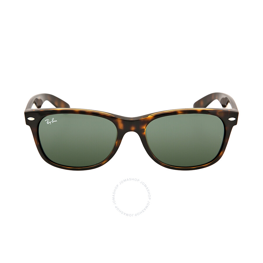 1730f4ecd9 Ray Ban New Wayfarer Dark Tortoise Unisex 55mm Sunglasses RB2132-55-902L ...