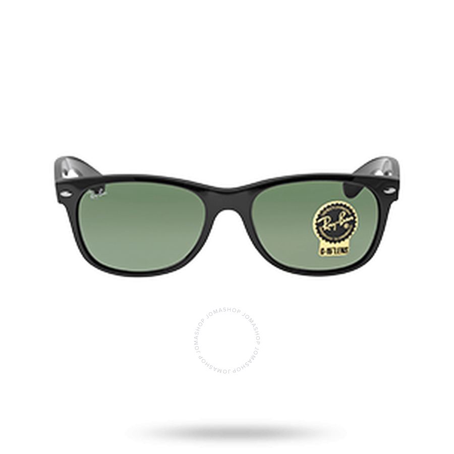 964e870d77 Ray-Ban New Wayfarer Black 55mm Sunglasses RB2132 901L 55-18 - Wayfarer -  Ray-Ban - Sunglasses - Jomashop
